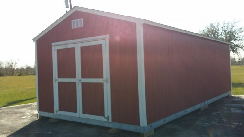 12' x 24' Tuff Shed at Martindale Auction