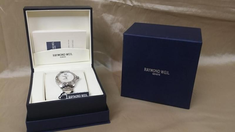 Raymond Weil Spirit Diamond Watch