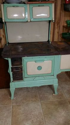 antique Hardwick stove
